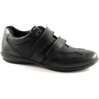 Baskets mode Igi&co IGI & CO 37032 homme noir chaussures sport larme élégante