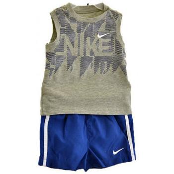 Vêtements Garçon Ensembles enfant Nike Sport complet infantile Combinaisons
