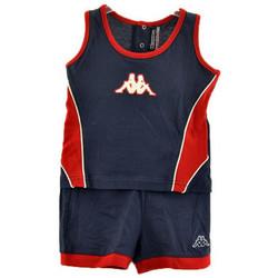 Vêtements Garçon Ensembles enfant Kappa Sport complet infantile Combinaisons