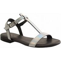 Chaussures Femme Sandales et Nu-pieds Reqin's ABYSS S ARGENT