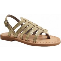 Chaussures Femme Sandales et Nu-pieds Les Spartiates Phoceennes 5 LC OR