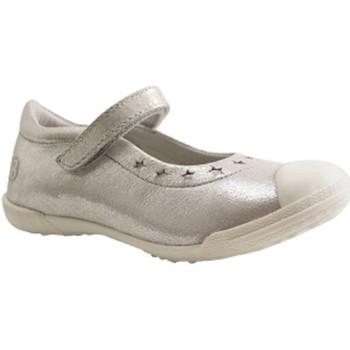 Chaussures Fille Ballerines / babies Mod 8 PRISCA ARGENT