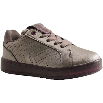 Chaussures Fille Baskets basses Geox Enfants J KOMMODOR GA SILVER