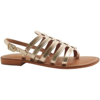 Chaussures Femme Sandales et Nu-pieds L'atelier Tropezien IL550 GOLD