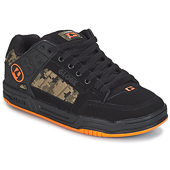 Chaussures Homme Baskets basses Globe TILT Noir / Orange