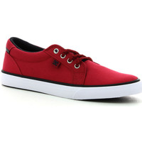 Chaussures Homme Baskets basses DC Shoes Council TX red