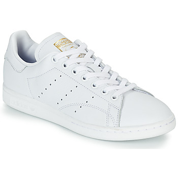 premium selection cbfe4 d5f90 Chaussures Femme Baskets basses adidas Originals STAN SMITH W Blanc