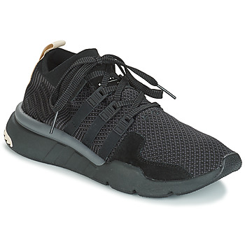 Chaussures Homme Baskets basses adidas Originals EQT SUPPORT MID ADV Noir