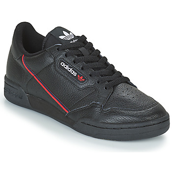 Chaussures Homme Baskets basses adidas Originals CONTINENTAL 80 Noir