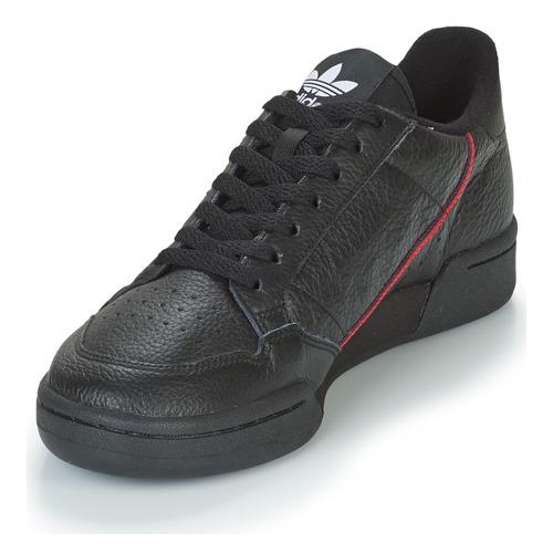 Baskets Adidas Originals Homme Basses Noir 80 Continental zVqpUMS