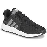 Chaussures Garçon Baskets basses adidas Originals X_PLR C Noir