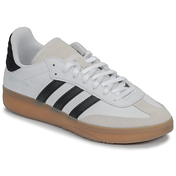 Chaussures Baskets basses adidas Originals SAMBA RM Blanc