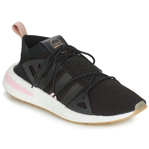 Chaussures Femme Baskets basses adidas Originals ARKYN W Noir