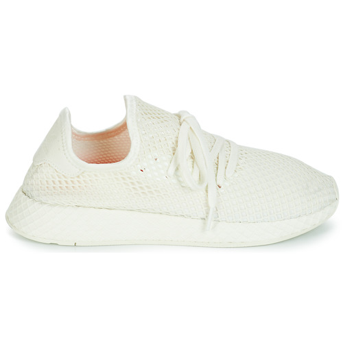 Runner Adidas Baskets Deerupt Basses Originals Blanc SpzUMVq