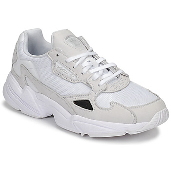 483e19c0e6f3e Chaussures Femme Baskets basses adidas Originals FALCON W Blanc