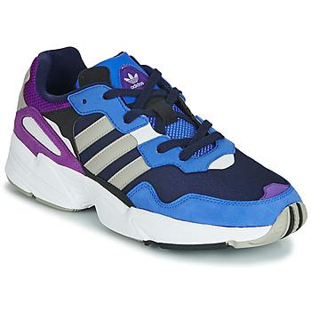 Chaussures Homme Baskets basses adidas Originals YUNG 96 Bleu