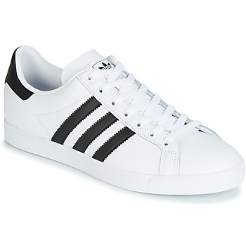 100% authentic fbb2f 75343 Chaussures Baskets basses adidas Originals COAST STAR Blanc   Noir