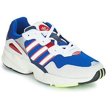 Chaussures Homme Baskets basses adidas Originals YUNG 96 Blanc / Violet