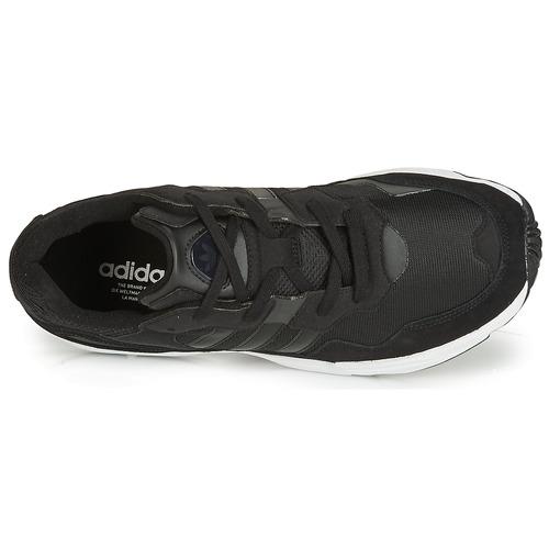 Adidas Originals Yung 96 Noir - Livraison Gratuite- Chaussures Baskets Basses
