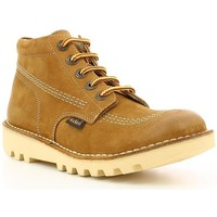 Chaussures Femme Boots Kickers Neorallye CAMEL