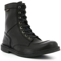 Chaussures Homme Boots Kickers Kickstonery NOIR