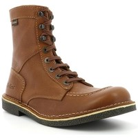 Chaussures Homme Boots Kickers Kickstonery CAMEL