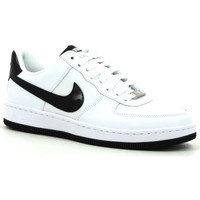 Chaussures Femme Baskets basses Nike AIr Force 1 Airness Woman Blanc