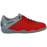 Chaussures Enfant Baskets basses Nike Hypervenom Phantom Academy Rouge,Gris