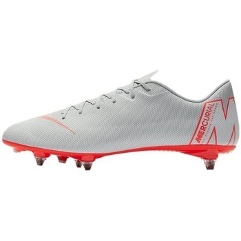 Chaussures Homme Football Nike Vapor 12 Academy SG Gris
