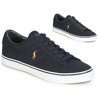 Chaussures Homme Baskets basses Polo Ralph Lauren SAYER Marine