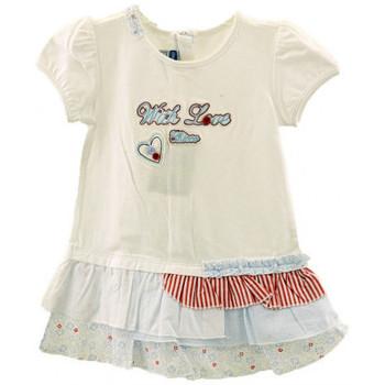 Vêtements Fille Robes courtes Chicco Robe Nouveaux-nés