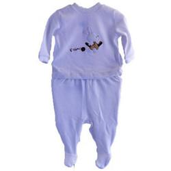 Vêtements Enfant Combinaisons / Salopettes Chicco Pyjamas Nouveaux-nés
