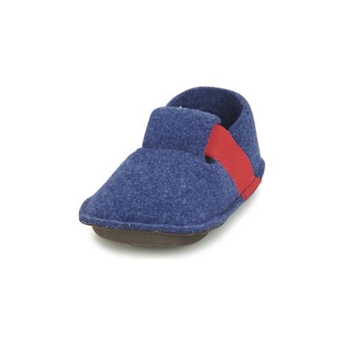 Slipper Crocs Chaussures Bleu K Enfant Chaussons Classic j5Rc4A3Lq