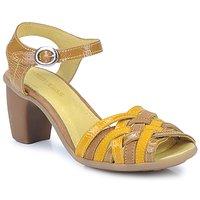 Chaussures Femme Sandales et Nu-pieds Pataugas FANNY Jaune