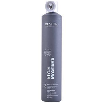Beauté Soins & Après-shampooing Revlon Style Masters Photo Finisher Hairspray  500 ml