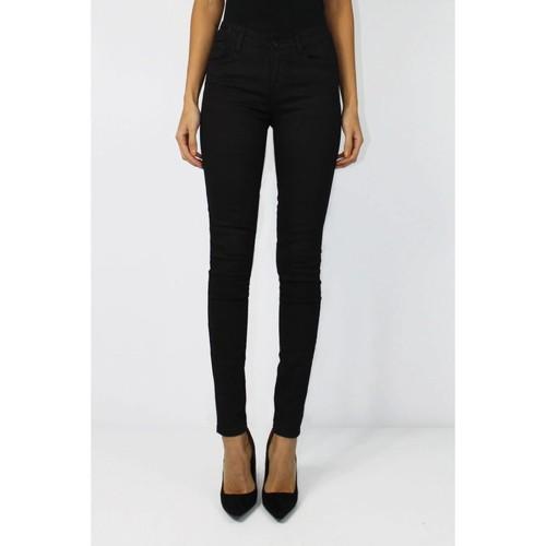 Vêtements Femme Jeans skinny Kebello Jeans Slim Push Up F Noir Noir