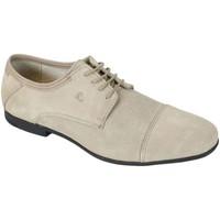 Chaussures Homme Derbies Pierre Cardin Derbies en cuir Taille : H Beige 40 Beige