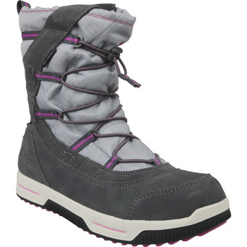 Chaussures Fille Bottes de neige Timberland Snow Stomper Pull On WP Jr A1UJ7