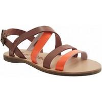 Chaussures Fille Sandales et Nu-pieds Botty Selection Kids 5958 ORANGE