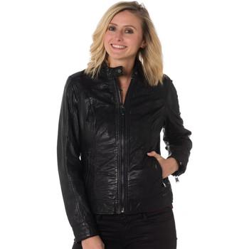 Vêtements Femme Vestes en cuir / synthétiques Cityzen TRANI BLACK Noir