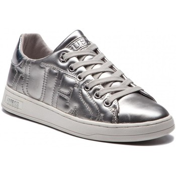 Baskets Guess baskets femme cestin silver