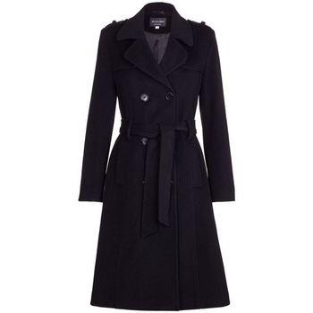 Vêtements Femme Trenchs De La Creme  Noir