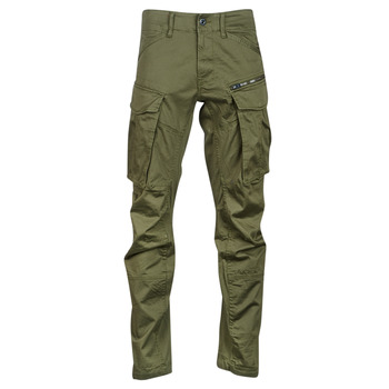 Vêtements Homme Pantalons cargo G-Star Raw ROVIC ZIP 3D STRAIGHT TAPERED Kaki