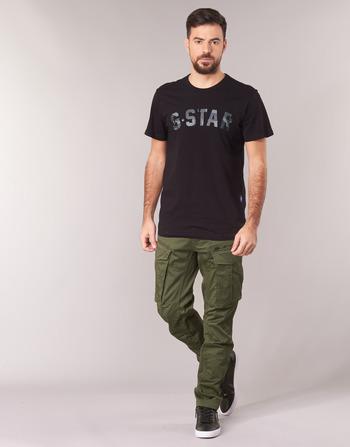 Cargo 3d Pantalons G star Raw Vêtements Tapered Zip Kaki Homme Rovic Straight eD29WEHIY