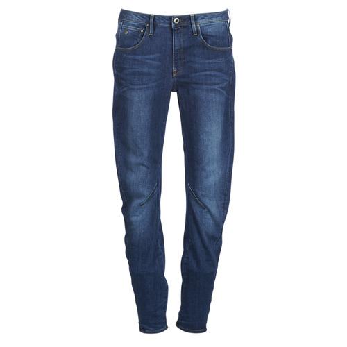 Vêtements Femme Jeans boyfriend G-Star Raw ARC 3D LOW BOYFRIEND Bleu Medium Aged