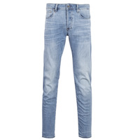 Vêtements Homme Jeans slim G-Star Raw 3302 SLIM Bleu Indigo Aged