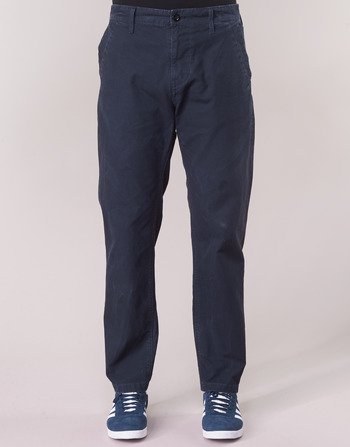 star Chino Raw Bronson Tapered G ChinosCarrots Straight Vêtements Homme Marine E29DHI
