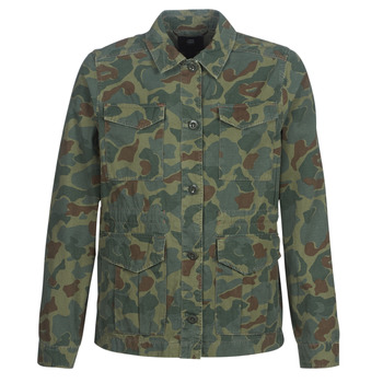 Vêtements Femme Blousons G-Star Raw ROVIC AO FIELD OVERSHIRT Vert