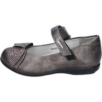 Chaussures Fille Ballerines / babies Krizia chaussures fille  ballerines gris cuir BT312 gris