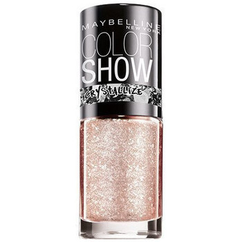 Beauté Femme Vernis à ongles Maybelline New York Vernis COLORSHOW CRYSTALLIZE - 232 Rose Chic Autres